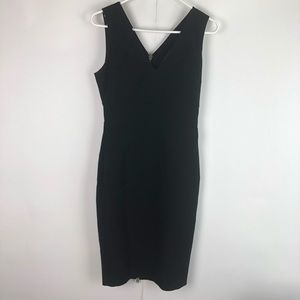 Bebe black dress size 6